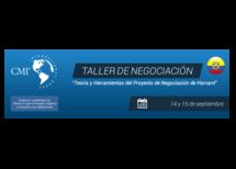 """Taller de Negociación """"TEORIA Y HERRAMIENTAS DEL PROYECTO DE NEGOCIACION DE HARVARD"""""""