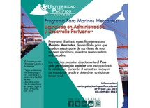 Licenciado en Administración y Desarrollo Portuario
